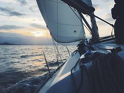 Прибрежного плавания под парусом курс