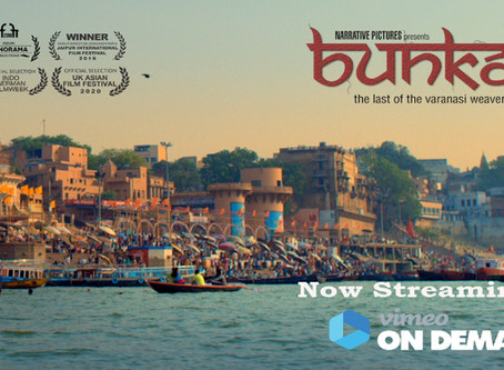 Bunkar The Documentary Now Streaming in India