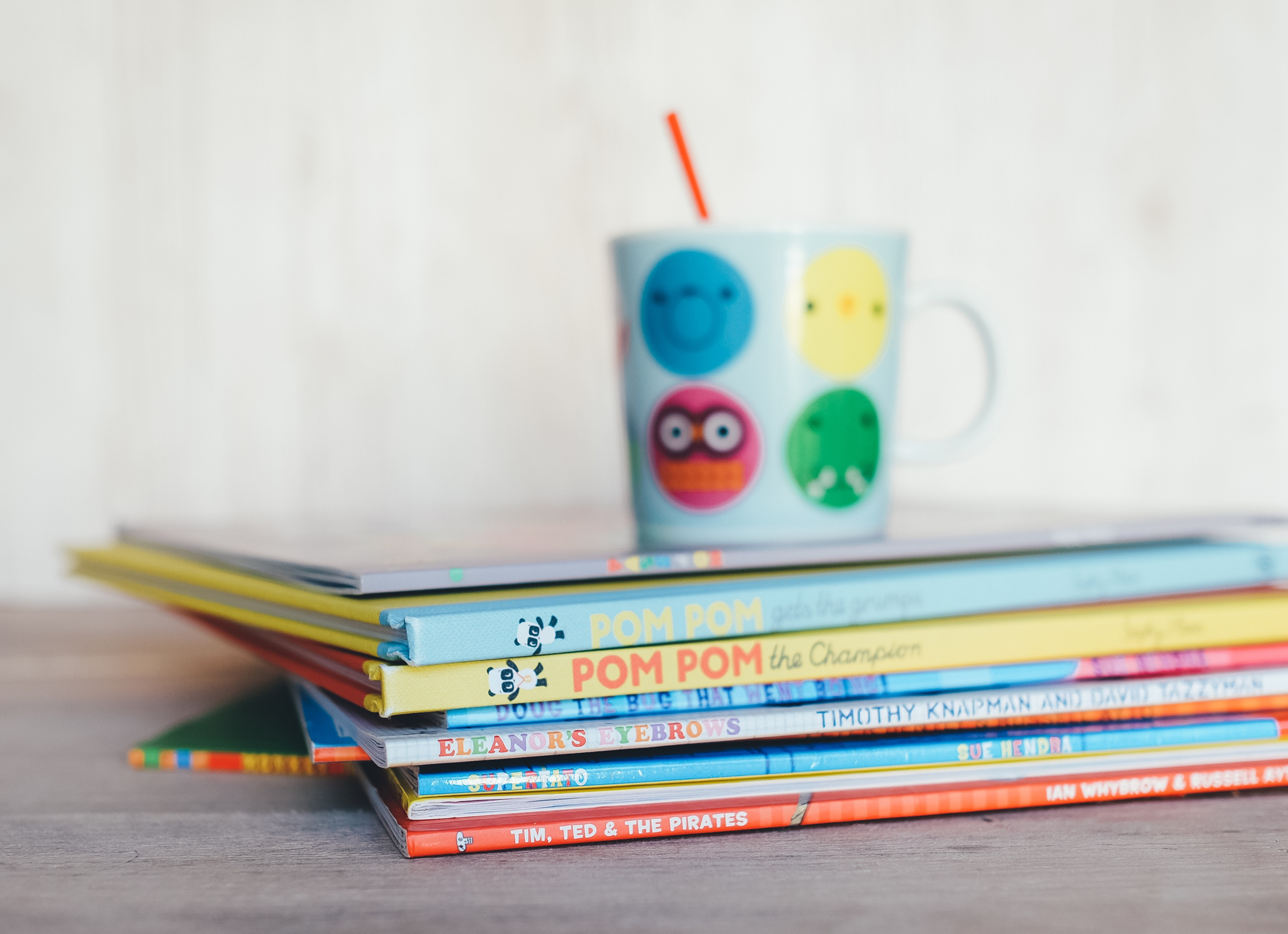Reading with Kids (Ages 4 to 5)