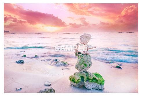天使の浜辺 POSTCARD