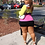 Thumbnail: Radiant Lace Up Dress (Yellow)