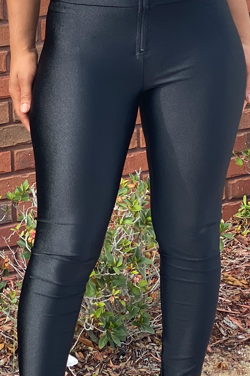 Zip Up leggings