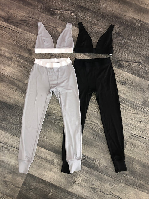 Lounge Bralete Set