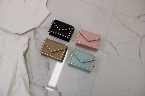 Pearl Mini Clutch