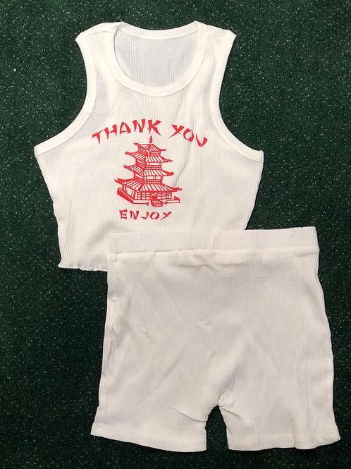 Oriental Short Set