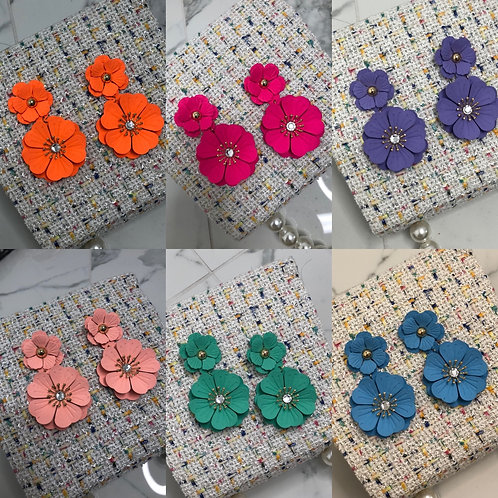 Lala Floral Earring