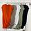 Thumbnail: Eve Deep V Tshirt Dress (new colors)