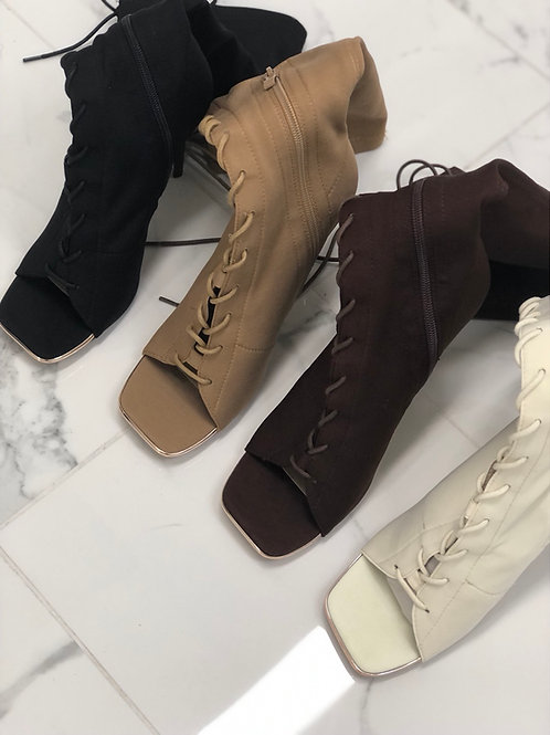 Ember Lace Up Boot