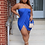 Thumbnail: Draping Mini Dress