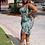 Thumbnail: Multicolor High-Low Dress