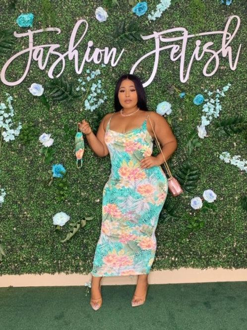 Tropics Maxi Dress
