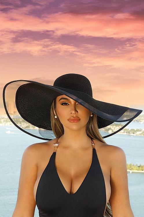 Mesh Sun Hat