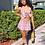 Thumbnail: PYT Plaid Skirt Set