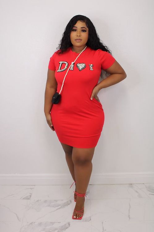 Lady Like Knit Dress