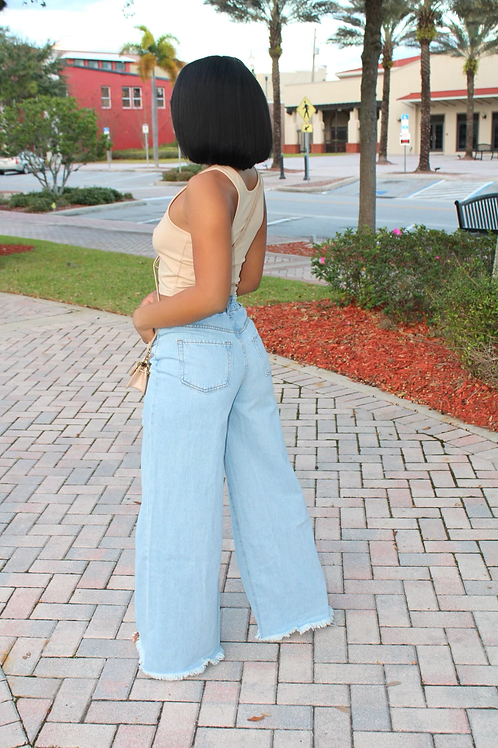 It Girt Wide Leg Pants
