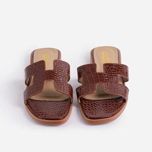 Croc Slippers