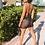 Thumbnail: Diamonte Mesh Skirt Set