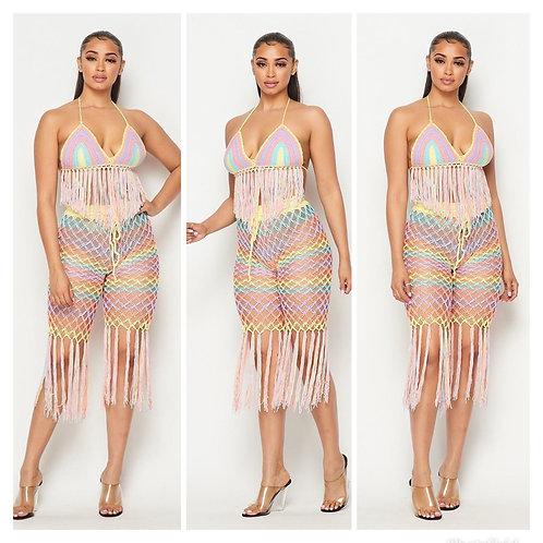 Calypso Knit Set