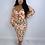 Thumbnail: Misses Floral Midi Dress