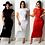 "Thumbnail: ""New Body"" Open Back Midi Dress"