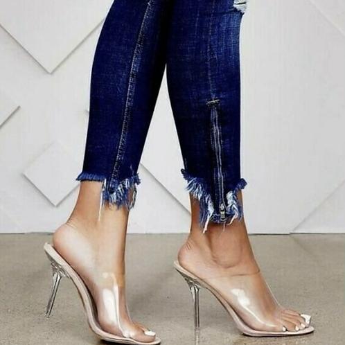 Classic Clear Heel