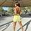 Thumbnail: Ribbed Backless Mini