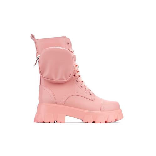 Mona Combat Boots