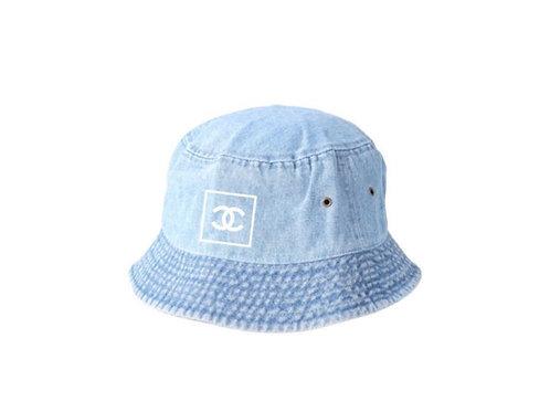 CC Denim Bucket Hat
