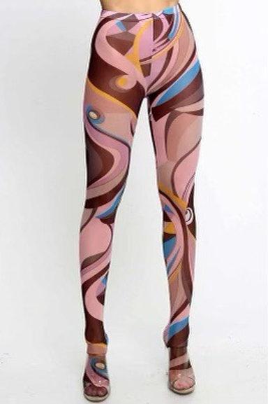 Fantasy Mesh Leggings