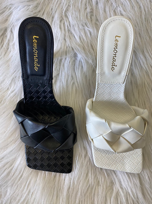 Braided Heel