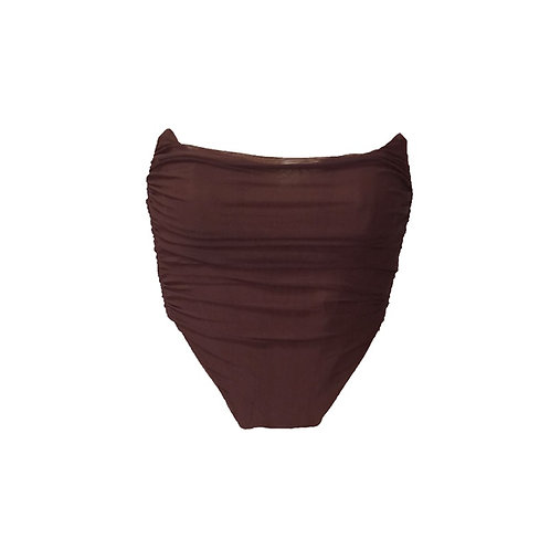 Ruched Corset
