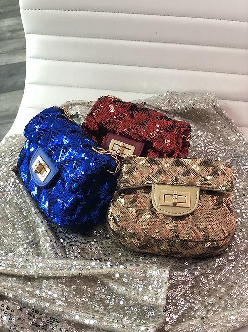 Glitzy Mini Bag