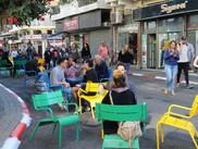 Tel Aviv : 11 rues commerçantes deviendront piétonnes permanentes ou temporaires.