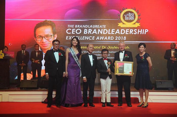The BrandLaureate CEO BrandLeadership Ex