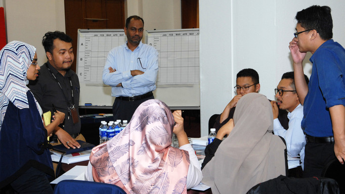 Facilitation By Industry Practitioners