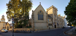 Harris Manchester College, University of Oxford, UK