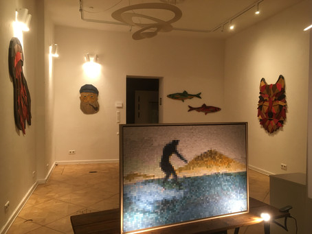 """Parts of Nature"" - Ausstellung in Berlin"