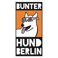 bunter hund - nur hund weiße schrift3 qu