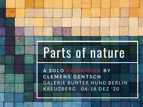 Exhibition in December 2020 in Berlin