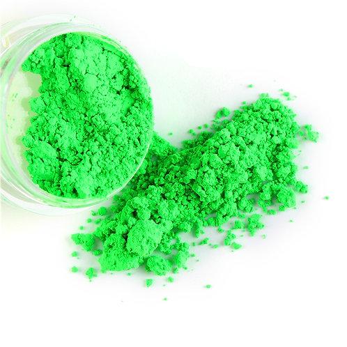 """""""Alien Snot"""" Green"""