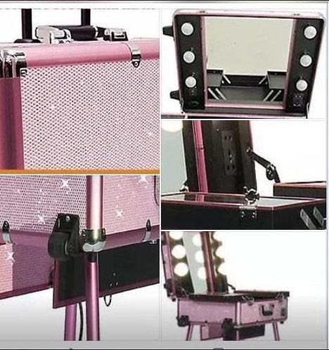 Lighted Make-Up Case