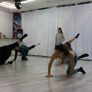 DCC Studio Classes