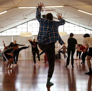 Choreographers workshops