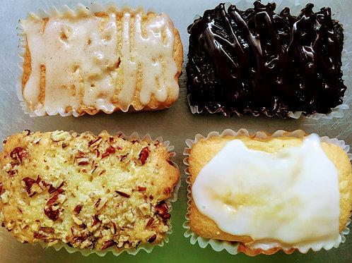 D-Mini Poundcake Sampler