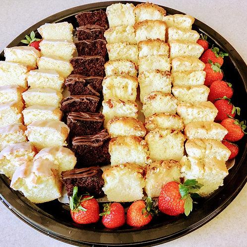 Crazy for Poundcake Platters