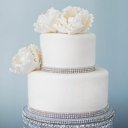 A Rhinestone Wedding Cake.jpeg