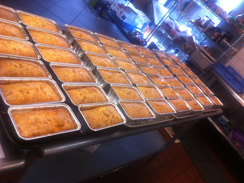 D-Scratch made 1LB Poundcakes