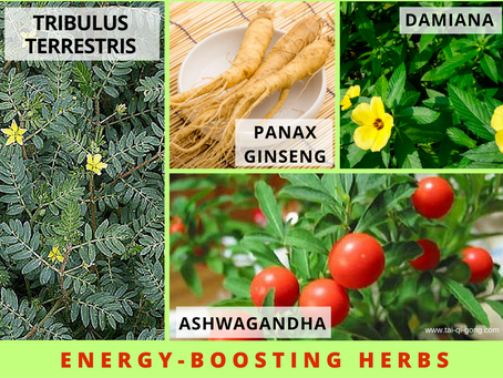 Try Natural Energy Boosters!