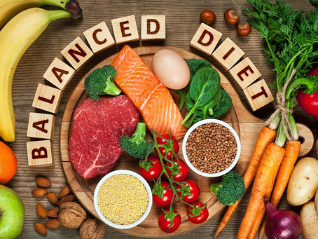 5 Reasons Why it is Important to Have a Balanced Diet