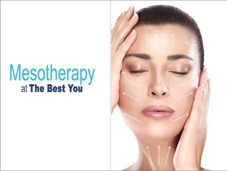 Want Glowing Skin? Try Mesotherapy